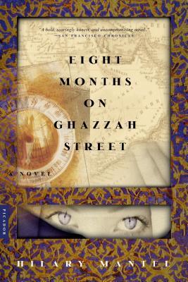 Eight Months on Ghazzah Street Cover