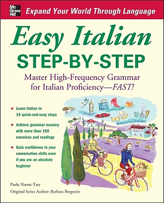 Easy Italian Step-By-Step Cover Image