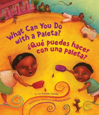 ¿Qué Puedes Hacer con una Paleta? (What Can You Do with a Paleta Spanish Edition ) Cover Image