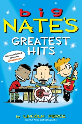 Big Nate's Greatest Hits Cover Image