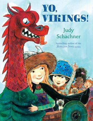 Yo, Vikings! Cover