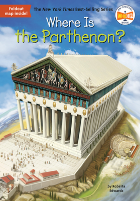 Where Is the Parthenon? (Where Is?) Cover Image