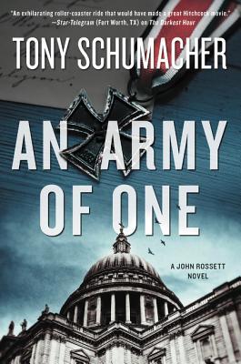 An Army of One: A John Rossett Novel Cover Image