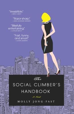 The Social Climber's Handbook Cover