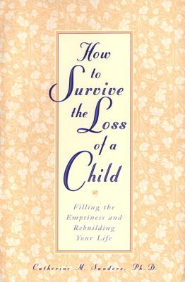 How to Survive the Loss of a Child Cover