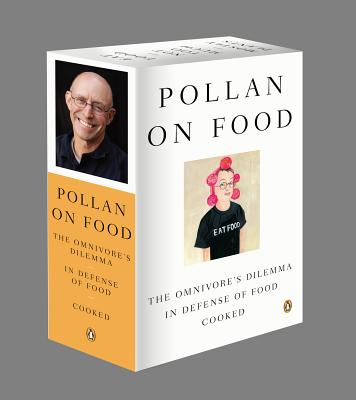 Pollan on Food Boxed Set Cover