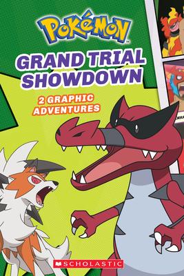 Grand Trial Showdown (Pokémon: Graphic Collection #2) Cover Image