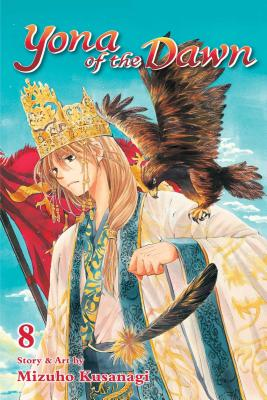 Yona of the Dawn, Vol. 8 Cover Image