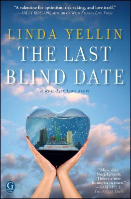 The Last Blind Date Cover