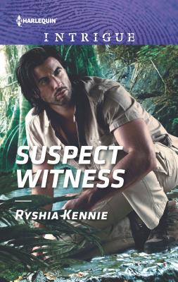 Suspect Witness (Harlequin Intrigue #1622) Cover Image