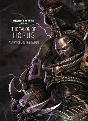 Cover for The Talon of Horus