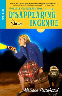 Disappearing Ingenue Cover Image