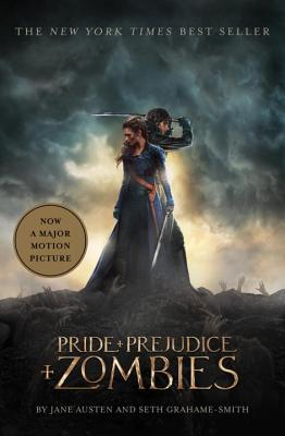Pride and Prejudice and Zombies (Movie Tie-in Edition) (Pride and Prej. and Zombies #2) Cover Image