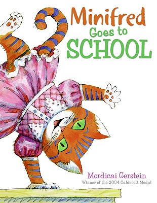 Minifred Goes to School Cover
