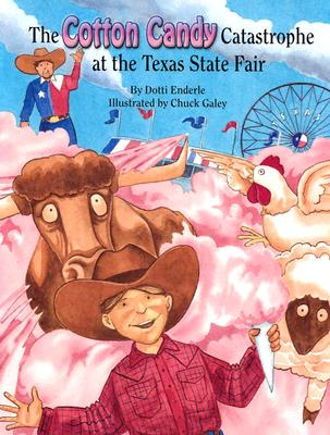 Cotton Candy Catastrophe at the Texas St Cover