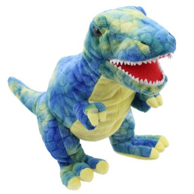 Baby Dinos T-Rex Blue Cover Image