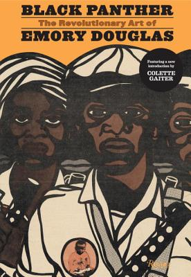 Black Panther: The Revolutionary Art of Emory Douglas Cover Image