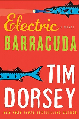 Electric Barracuda Cover