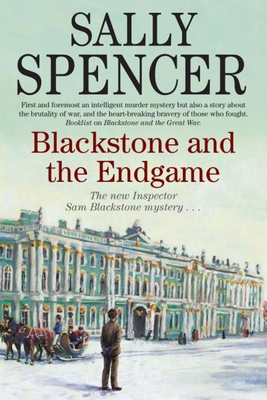 Blackstone and the Endgame Cover