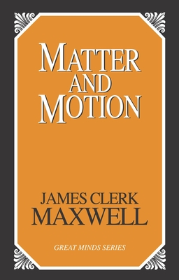 Matter and Motion Cover