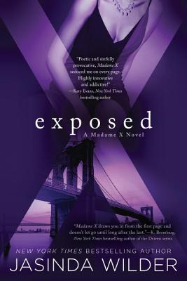 Exposed (A Madame X Novel #2) Cover Image