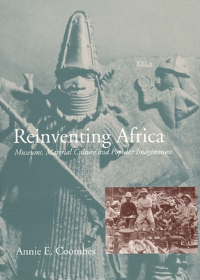 Cover for Reinventing Africa