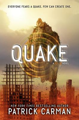 Quake (Pulse #3) Cover Image
