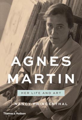 Agnes Martin Cover