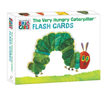 The World of Eric Carle(TM) The Very Hungry Caterpillar(TM) Flash Cards Cover Image