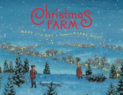 Christmas Farm Cover