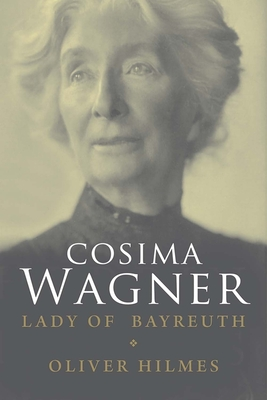 Cover for Cosima Wagner