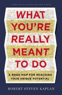 What You're Really Meant to Do: A Road Map for Reaching Your Unique Potential Cover Image