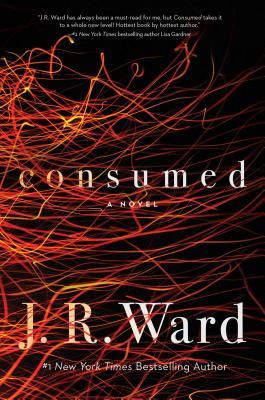 Cover for Consumed (Firefighters series #1)