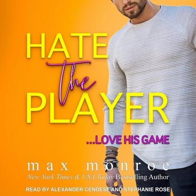 Hate the Player Lib/E cover