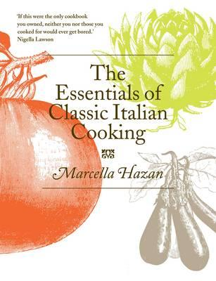 Essentials of Classic Italian Cooking Cover Image