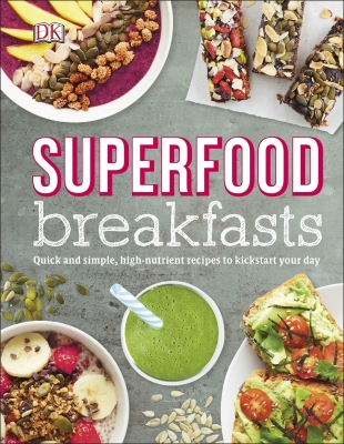 Cover for Superfood Breakfasts