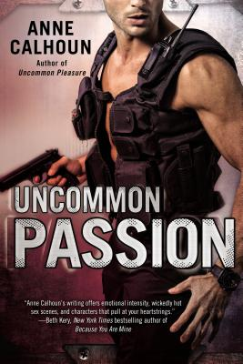 Cover for Uncommon Passion