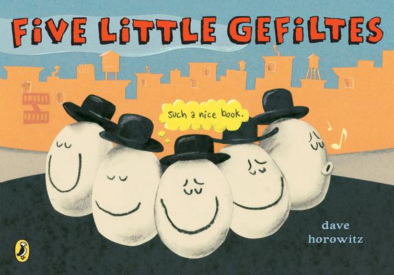 Five Little Gefiltes Cover Image