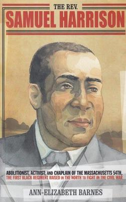 Cover for The Rev. Samuel Harrison