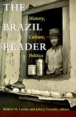 The Brazil Reader Cover