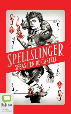 Spellslinger Cover Image