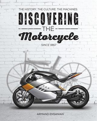 Discovering the Motorcycle Cover Image