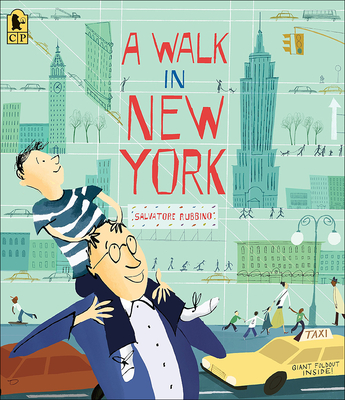 A Walk in New York Cover Image