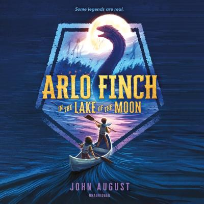 Arlo Finch in the Lake of the Moon Lib/E Cover Image