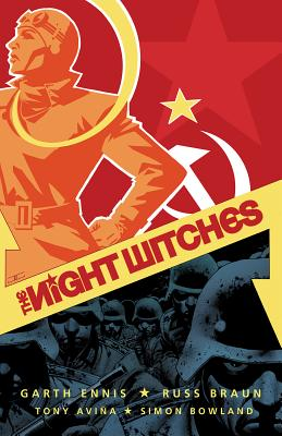 The Night Witches Cover Image