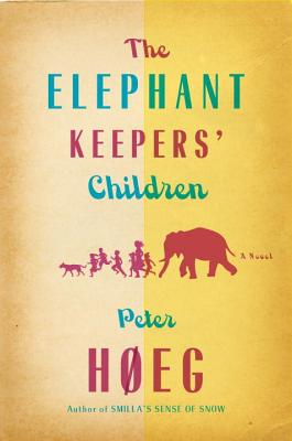 The Elephant Keepers' Children Cover