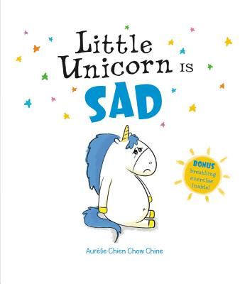 Little Unicorn Is Sad Cover Image