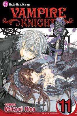 Vampire Knight, Volume 11 Cover