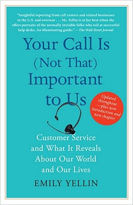 Cover for Your Call Is (Not That) Important to Us