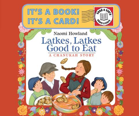 Latkes, Latkes, Good to Eat Send-A-Story (Send A Story) Cover Image